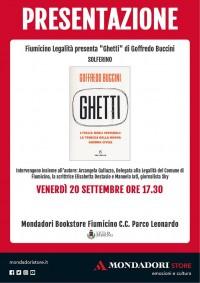 """""""Ghetti"""" di Goffredo Buccini"""