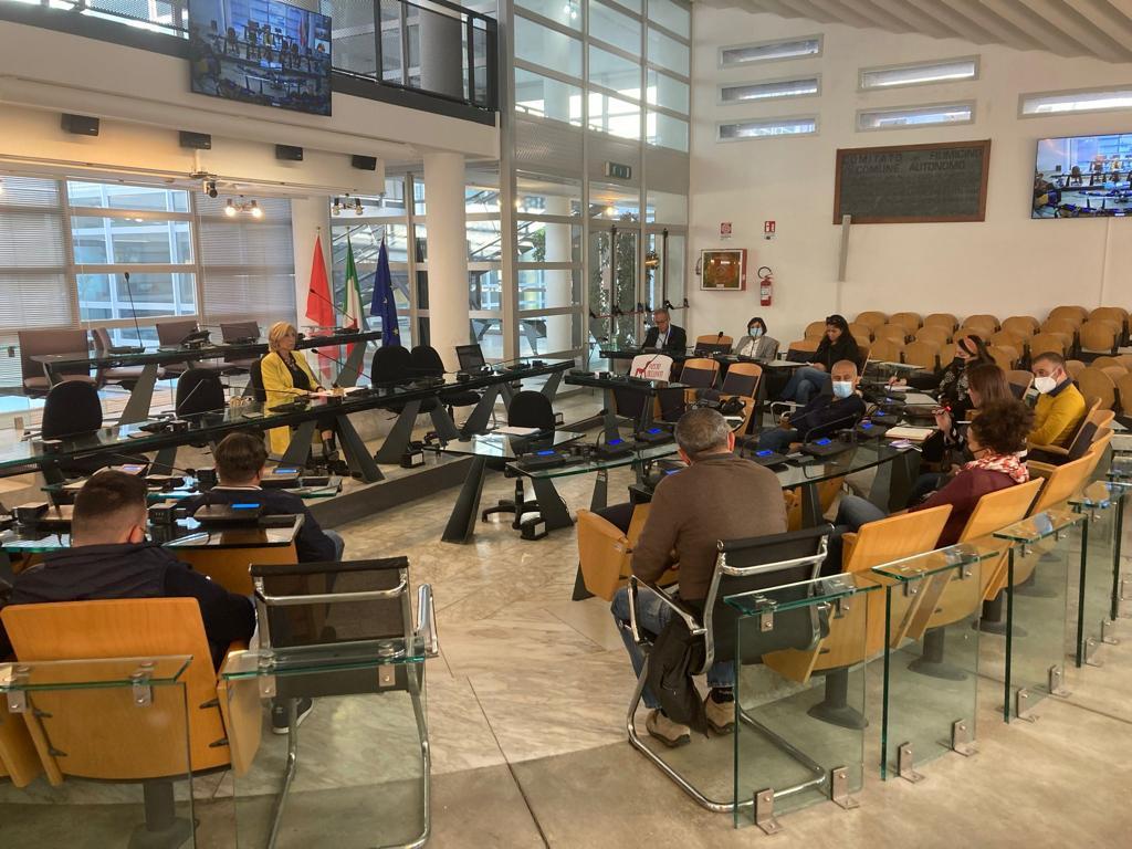 """Tavolo del lavoro, Anselmi: """"Seguiremo tutte le vertenze dell'indotto di Alitalia e dell'Aeroporto"""""""