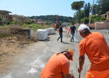 Aranova: via Siliqua riapre al traffico veicolare…